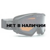 Очки горнолыжные Alpina PANOMA small Magnetic Q+S black matt_Q S1 + SL black S3