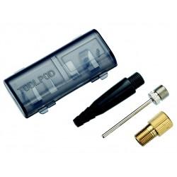 Комплект игл в кейсе BBB valve adapter kit (BFP-90)