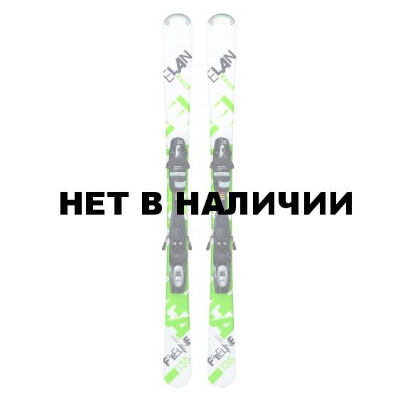Горные лыжи с креплениями Elan 2016-17 FREELINE TRACK ESP 10