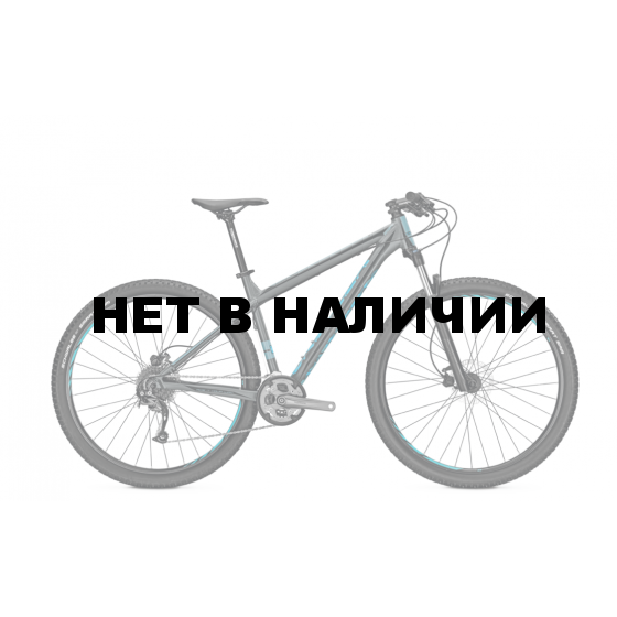 Велосипед UNIVEGA SUMMIT 5.0 2017 slategrey matt