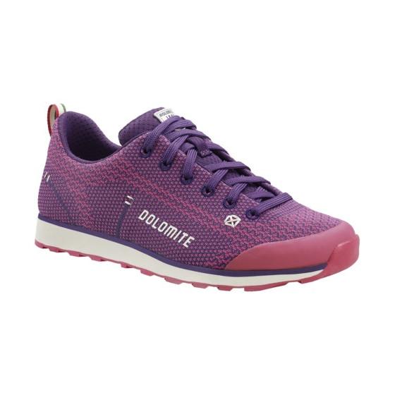 Ботинки городские (низкие) Dolomite 2018 Cinquantaquattro Knit Purple Red