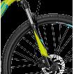 Велосипед FOCUS WHISTLER ELITE 29 2017 SUSHIGREEN