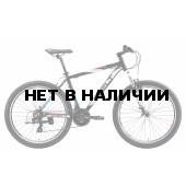 Велосипед Welt 2018 Ridge 1.0 V matt black/white/red (US:S)