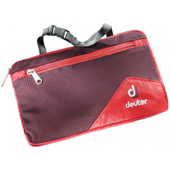 Косметичка Deuter 2016-17 Wash Bag Lite II fire-aubergine