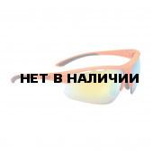 Очки солнцезащитные BBB 2018 Impulse PC Smoke orange MLC lenses оранжевый, черный