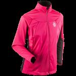 Куртка беговая Bjorn Daehlie 2017-18 Jacket Elexia Wmn Bright Rose (US:M)