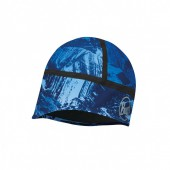 Шапка BUFF WINDPROOF HAT BUFF MOUNTAIN BITS BLUE S/M