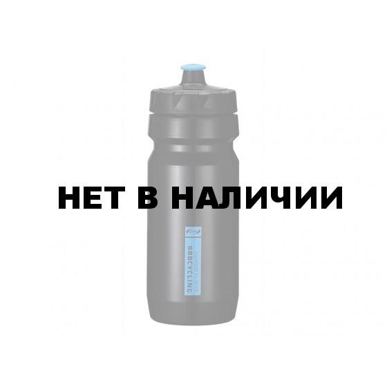 Фляга вело BBB 550ml. CompTank черный/синий (BWB-01)