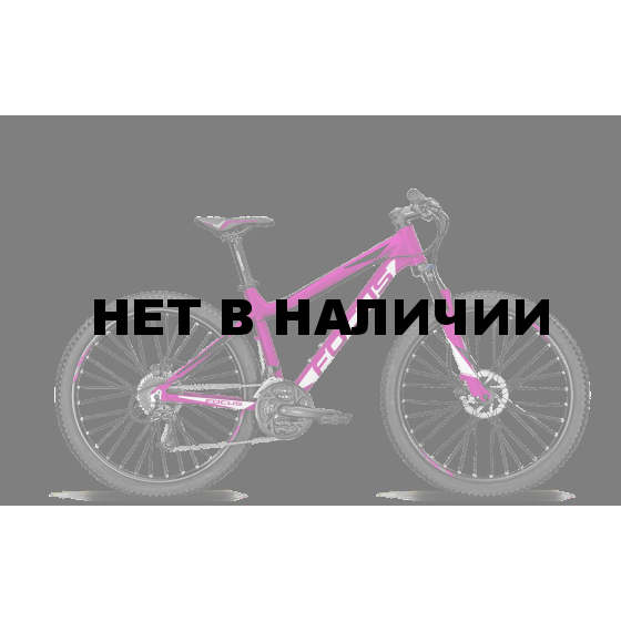 Велосипед FOCUS WHISTLER CORE 27 DONNA 2016 RHODAMINERED