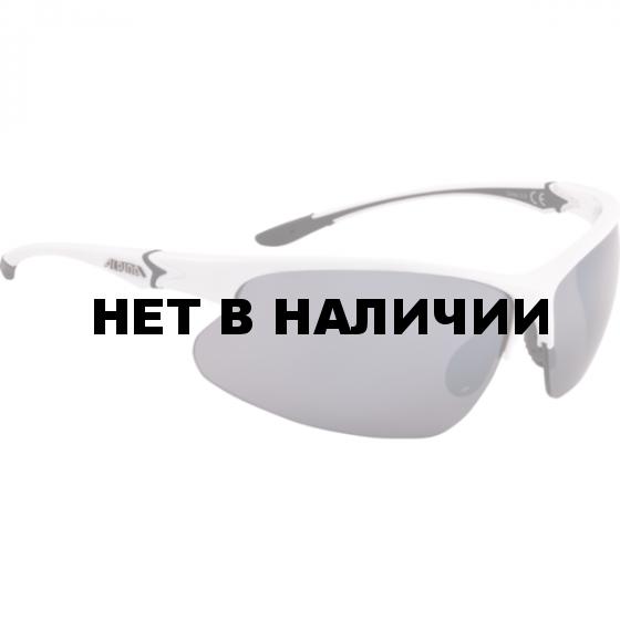 Очки солнцезащитные Alpina 2018 DRIBS 3.0 white-black