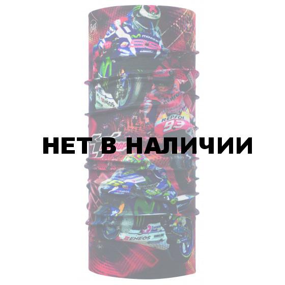 Бандана BUFF MOTO GP ORIGINAL WHEELIE RED