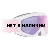 Очки горнолыжные Alpina Carat D MM white_MM pink S2