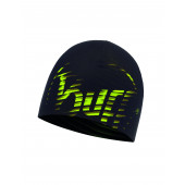 Шапка BUFF MICROFIBER REVERSIBLE HAT OPTICAL YELLOW FLUOR