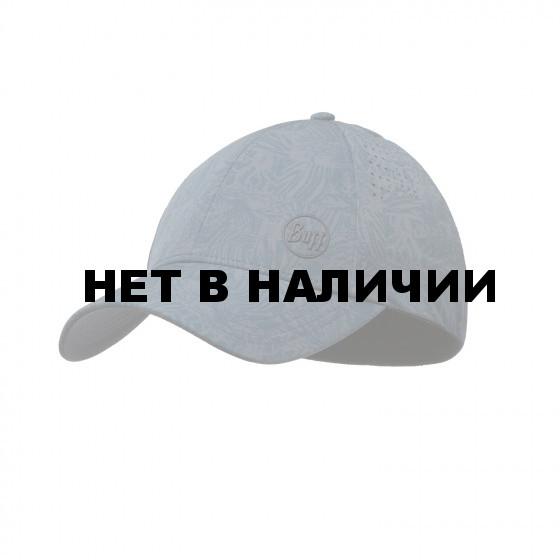 Кепка BUFF TREK CAP CHECKBOARD NAVY S/M