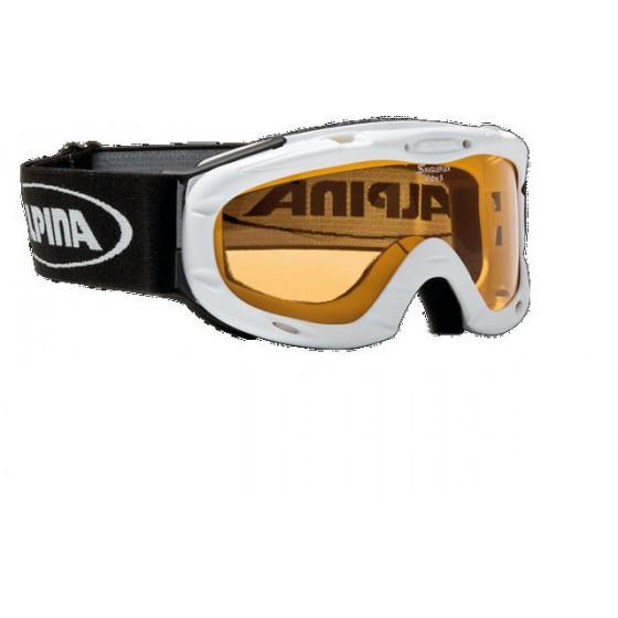 Очки горнолыжные Alpina Ruby S white_SH S1