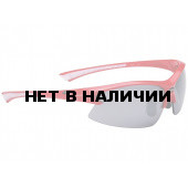 Очки солнцезащитные BBB 2018 Impulse small PC Smokepurple MLC lenses красный, черный