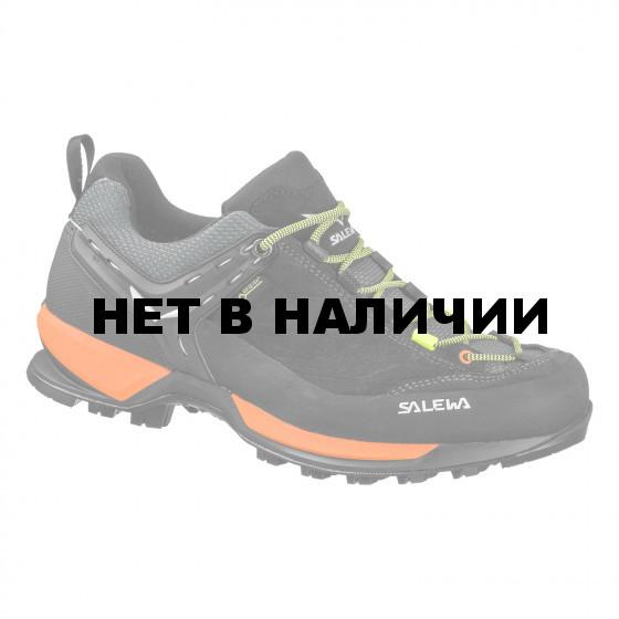 Ботинки для треккинга (высокие) Salewa 2018 MS MTN TRAINER GTX Black Out/Holland