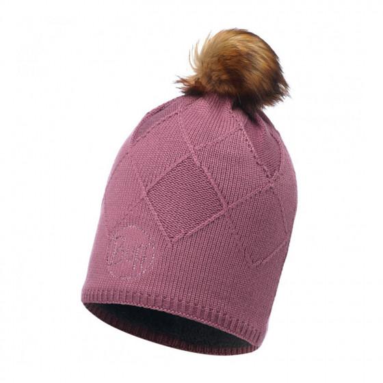 Шапка BUFF KNITTED & POLAR HAT STELLA HEALA HEATHER ROSE CHIC (US:one size)