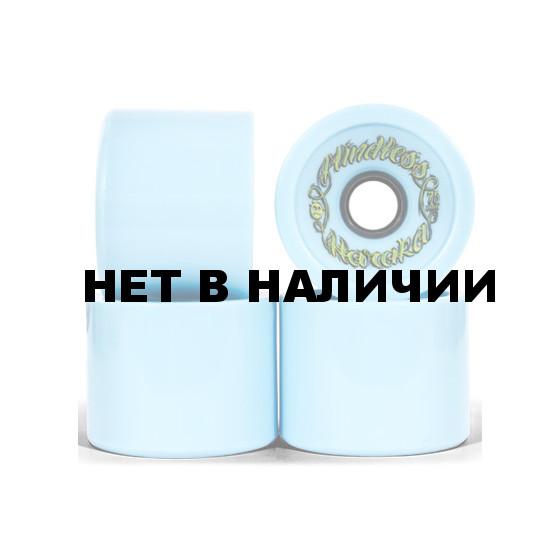 Колеса (4 штуки) для лонгборда Mindless 2018 Haraka Wheels 75mm x 58mm 84A Faster and Slidier