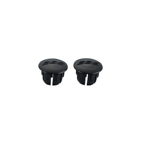 Заглушки для грипс BBB End caps 2pcs black (BHT-91S)