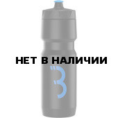Фляга вело BBB 750ml. CompTank черный/синий