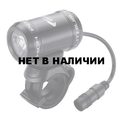 Фонарь BBB HighPower 3W LED silver (BLS-64)