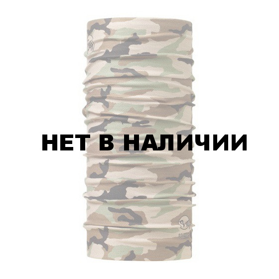 Бандана BUFF Angler High UV Protection BUFF CAMU DUNA
