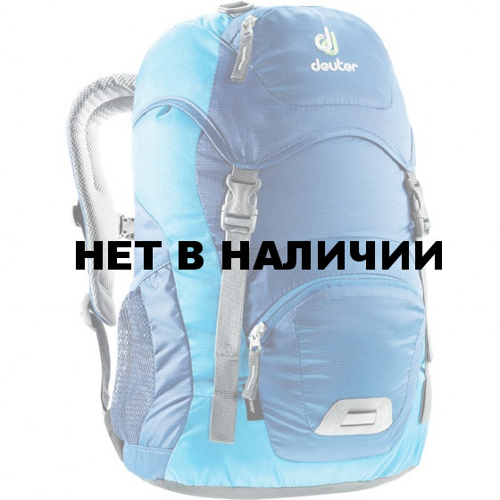Рюкзак Deuter 2016-17 Junior steel-turquoise
