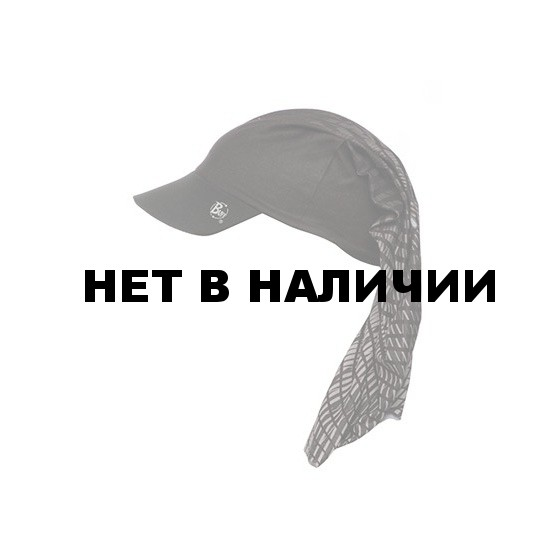 Бандана BUFF VISOR BUFF ISOBAR BLACK