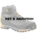 Ботинки для хайкинга (высокие) Dolomite 2018 Zernez Gtx Asphalt Grey/Saffron Yellow