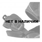 Нижняя бакля NIDECKER 2010-11 ACT серебряный-черный