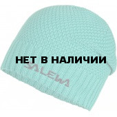 Шапка Salewa Alpine Headgear CLIMBING CO BEANIE bright aqua / бирюзовый
