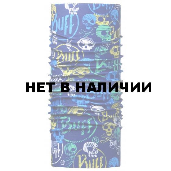 Бандана BUFF 2017 High UV FUNNY SKULLS DARK NAVY