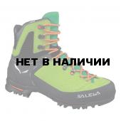 Ботинки для альпинизма Salewa 2017-18 UN VULTUR GTX Cactus/Arancio (UK:8)