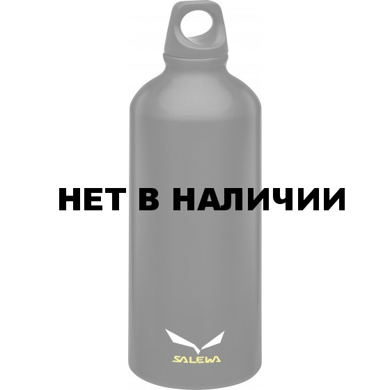 Посуда Salewa Bottles TRAVELLER ALU BOTTLE 0,6 L BLACK /