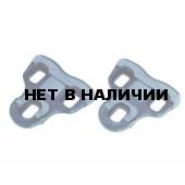 Педали BBB shoecleats MultiClip black 0 degree (Multi compatible) (BPD-04F)