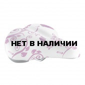 Седло BBB saddle GraphicShape butterfly pink anatomic B.FLY Pink (BSD-49_B.FLY Pink)