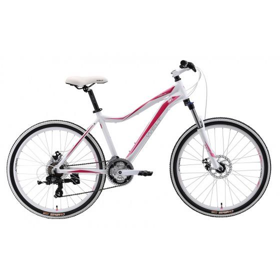 Велосипед Welt 2018 Edelweiss 1.0 matt white/red (US:S)