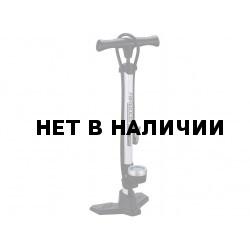 Насос напольный BBB AirBoost steel pump silver (BFP-21)