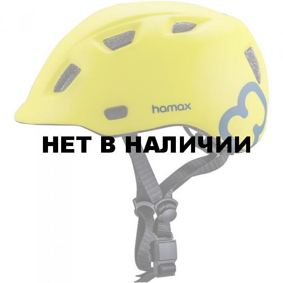 Летний шлем HAMAX 2018 Thundercap ЗЕЛЁНЫЙ / СИНИЙ