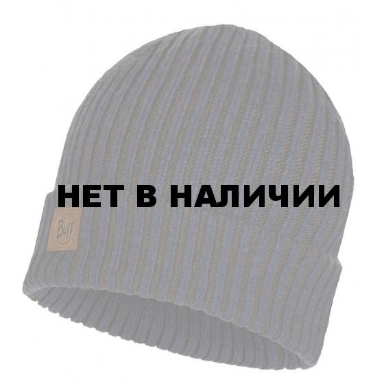 Шапка BUFF KNITTED HAT LARS NIGHT BLUE