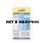 Универсальный парафин TOKO TRIBLOC TRIBLOC HF (синяя, -10/-30С, 40 гр.)