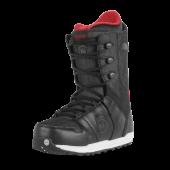Ботинки для сноуборда NIDECKER 2017-18 CHARGER LACE BLACK