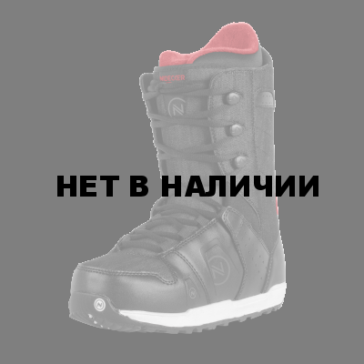 c6190a80f8f4 Ботинки для сноуборда NIDECKER 2017-18 CHARGER LACE BLACK недорого ...