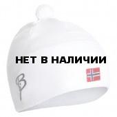 Шапка Bjorn Daehlie Hat CLASSIC Flag Snow White Flag (белый)