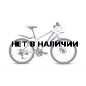 Велосипед Welt Peak 24 Disc 2016 matt white/darkblue