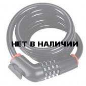 Замок велосипедный BBB CodeLock coil cable combination lock 15mm x 1800mm (BBL-45)