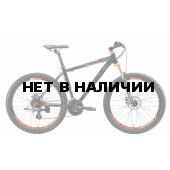 Велосипед Welt 2018 Ridge 2.0 D black/orange (US:M)