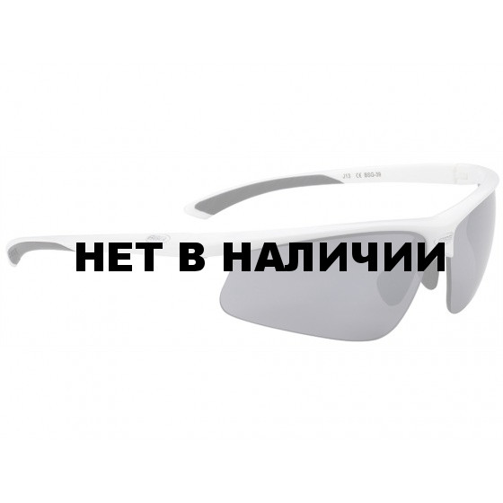 Оправа для велоочков BBB frame Winner white, black temple rubber (BSG-39)