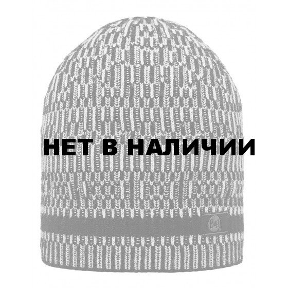 Шапка BUFF 2015-16 KNITTED HATS BUFF OPTICAL BLACK